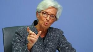 Denn die EZB wird schon helfen, wenn es schwierig wird