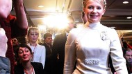 Timoschenko erkennt Niederlage nicht an