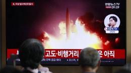 Neuer Generalstabschef der nordkoreanischen Volksarmee ernannt