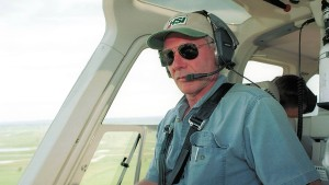 Harrison Ford fliegt fast in Passagierflugzeug
