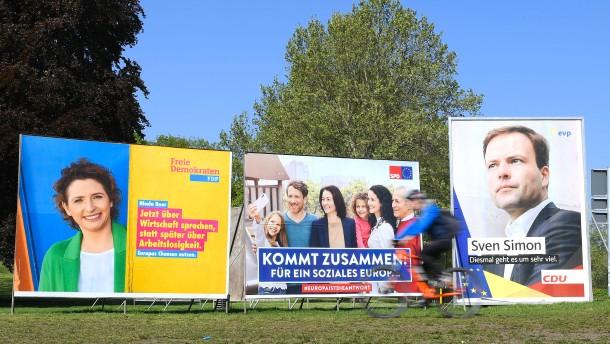 Hohe Wahlbeteiligung in Hessen zeichnet sich ab
