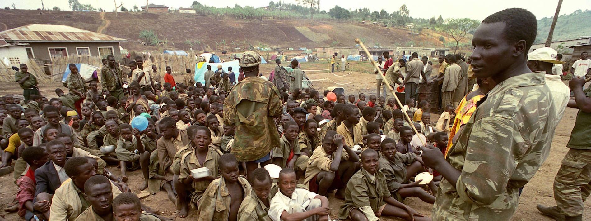 Macron will sich durch Transparenz mit Ruanda versöhnen