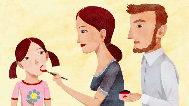 Die schweigsame Tochter