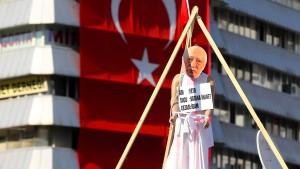Stille Tage in Ankara