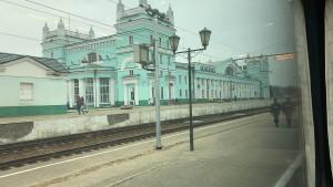 Was erlebt man im Zug von Berlin nach Moskau?