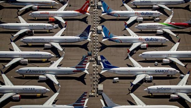Boeing zahlt Milliardenstrafe
