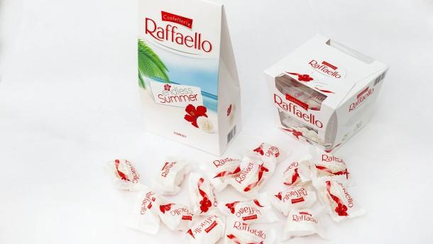 Ferrero darf kein Geheimnis um Pralinenzahl machen