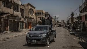 Offenbar deutsche IS-Anhängerinnen festgenommen