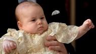 Prinz George feiert ersten Geburtstag