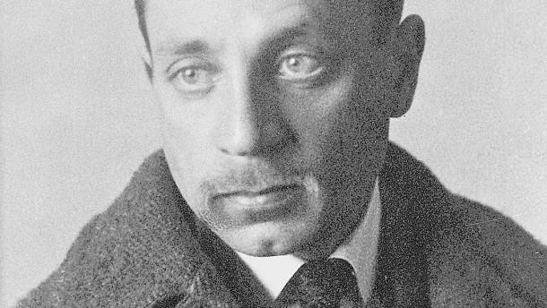 """Rainer Maria Rilke: """"Nächtens will ich ..."""""""