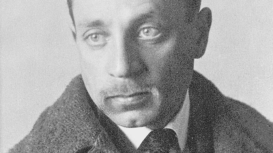 """Thomas Huber liest """"Nächtens will ich mit dem Engel reden"""" von Rainer Maria Rilke"""