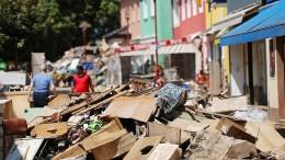 Bereits 360 Millionen Euro Spenden für Hochwasser-Opfer