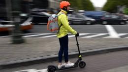 Bundesrat macht Weg für E-Tretroller frei