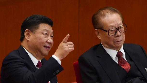 Mit den Worten des Vorsitzenden Xi Jinping in die Zukunft