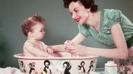 Verbotener Babymarkt