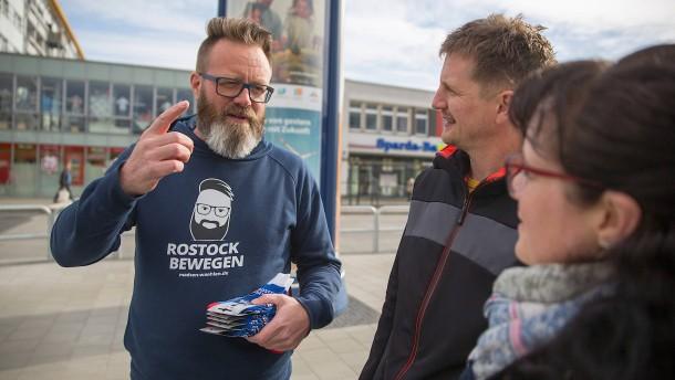 Der Däne, der Rostock regieren will