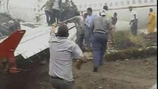 Tote und Verletzte bei Bruchlandung in Tegucigalpa