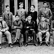 Die Cedar Boys: Eine Gruppe jüdischer Jungen, die 1939 mit einem Kindertransport von Frankfurt nach England kamen.