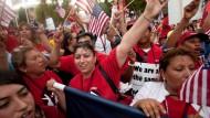 Streit um amerikanisches Einwanderungsgesetz