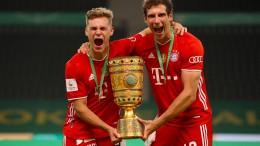 Bayern München ist Pokalsieger