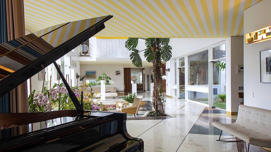 Wie eine Florentiner Villa: Gio Ponti wollte auch italienisches Flair nach Caracas bringen.