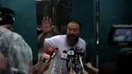 Ai Weiwei muss in Peking bleiben