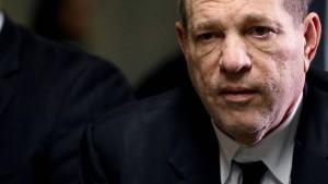 Harvey Weinstein positiv getestet