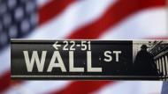 Neue Spielregeln für Wall Street