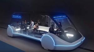 """Las Vegas bestellt bei Elon Musk einen """"Loop"""""""