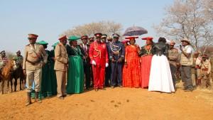 Bundesregierung stuft Herero-Massaker als Völkermord ein