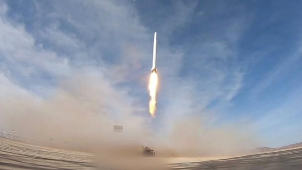 Pompeo fordert Rechenschaft für Start eines Militärsatelliten