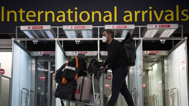 Geimpfte aus Nicht-EU-Ländern dürfen einreisen