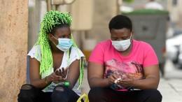 Bis zu drei Jahre Haft bei Verstoß gegen Maskenpflicht