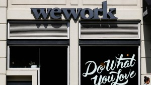 WeWork verschiebt Milliarden-Börsengang