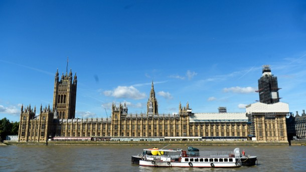 Gefahrenherd Westminster