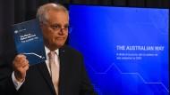 Wenige Tage vor dem Start der UN-Klimakonferenz COP26 hat  der australische Premierminister Scott Morrison nun doch ehrgeizigere Klimaziele angekündigt.