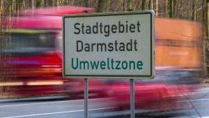 Erstes Dieselfahrverbot beginnt in Hessen