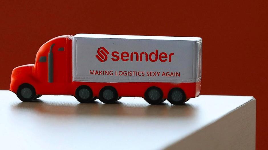 Sennder führt auf seiner Technolgie-Plattform Spediteure und Verlader zusammen.