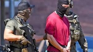 Akten im Fall des mutmaßlichen Lübcke-Mörders fehlen