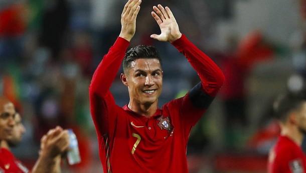 Historischer Doppelpack für Cristiano Ronaldo