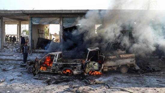 Tote bei Explosion von Autobombe