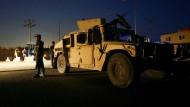 Angriff der Taliban auf Wohnanlage in Kabul