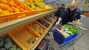 Lebensmittel-Obergrenze bei Tafeln?