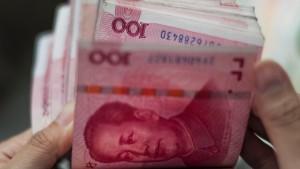 Chinas Yuan wird jetzt offiziell Weltwährung