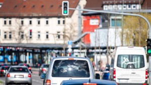 """Fahrverbot geht bei """"absehbarer Grenzwerteinhaltung"""" zu weit"""