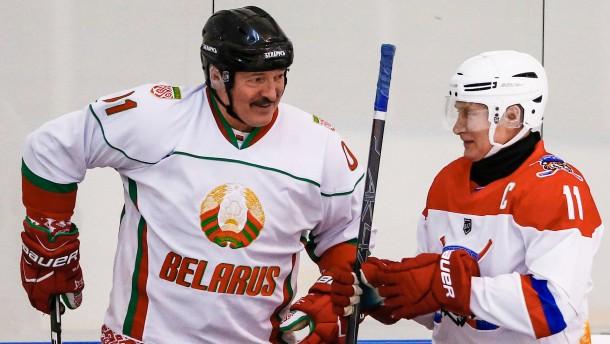 Lukaschenko gibt den Putin