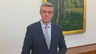 Tschechiens Wirtschaftsminister Karel Havlíček