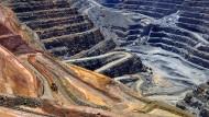 In Australien – wie hier Nahe Perth – finden sich Milliardenwerte unter der Erde.