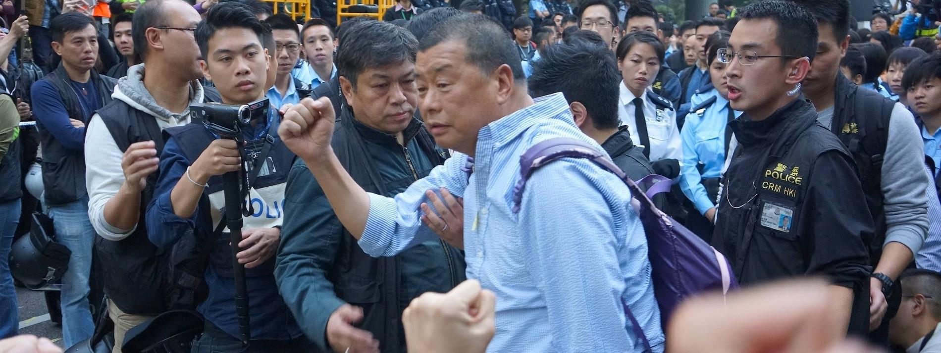 China-Kritiker angeklagt