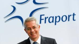 Neuer Tageshöchstwert bei Fluggästen in Frankfurt